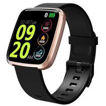 S7 Relógio Inteligente Monitor de Pressão Arterial de Freqüência Cardíaca Rastreador Esportivo Ao Ar Livre Smartwatch À Prova D 'Água - S7 Smartwatch