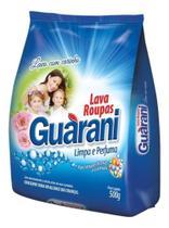 Sabão em Pó 500g Limpa e Perfuma Guarani -