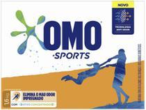 Sabão em Pó Omo Sports - 1,6kg