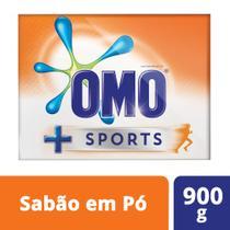 Sabao em Pó OMO Sports 900g -