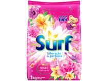 Sabão em Pó Surf Rosas e Flor de Lis - 1Kg