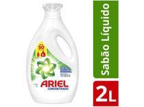 Sabão Líquido Ariel Concentrado - 2L
