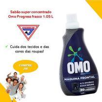Sabão Liquido Omo Progress Maquina Frontal 1 Litro - Unilever