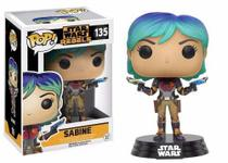 Sabine Wren 135 - Star Wars Rebels - Funko Pop! -