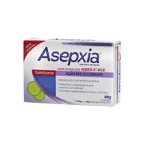 Sabonete Adstringente Cremoso 80g - Asepxia -