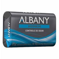 Sabonete albany homem barba/cab/corp 85g / un / albany -