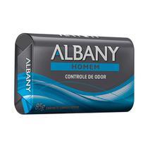 Sabonete Albany Homem Controle de Odor 85g -