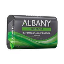 Sabonete Albany Homem Refrescância Adstringente 85g -