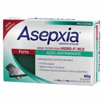 Sabonete Asepxia (6 tipos para escolher) 80 g cada -
