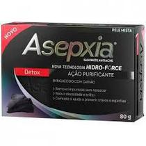 Sabonete asepxia detox 80g - Genom