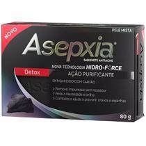 Sabonete Asepxia Detox 80g -