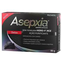 Sabonete Asepxia Detox -
