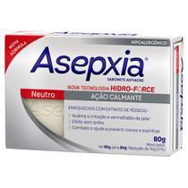 Sabonete Asepxia Neutro Ação Calmante 80g -