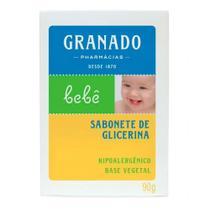 Sabonete Baby Glicerina 90g - 12 unidades - Granado -