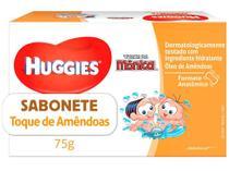Sabonete Barra com Creme Hidratante - Turma da Mônica Huggies