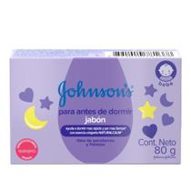 Sabonete Barra Hora do Sono Johnson's Baby 80g -