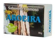 Sabonete cremoso de Aroeira 90g - Aroeira Cosmética
