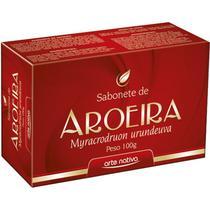 Sabonete De Aroeira 100G Arte Nativa -