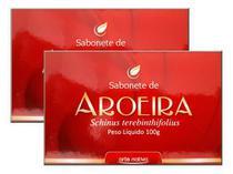 Sabonete De Aroeira 2 X 100g - Arte Nativa -
