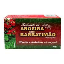 Sabonete De Barbatimão E Aroeira 90g Bionature -