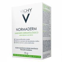 Sabonete Dermatológico Facial Vichy - Normaderm -