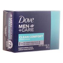Sabonete Dove em Barra Men Care Clean Comfort - 90g -