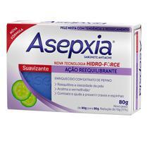 Sabonete em Barra Asepxia - Sabonete Antiacne Suavizante - 80g - Genomma
