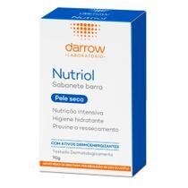 Sabonete em Barra Darrow Nutriol - Pele Seca -