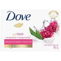 Sabonete Em Barra Dove Go Fresh Romã E Verbena 90g -