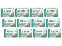 Sabonete em Barra Hipoalergênico Albany - Hidratação Antibac 85g 12 Unidades