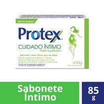Sabonete em Barra Íntimo Protex Fresh Equilibrium 85g -