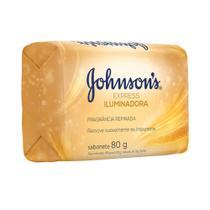 Sabonete em Barra Johnson's Express Iluminadora 80g -