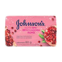 Sabonete em Barra Johnson's Nutri Spa Renovadora Romã 80g - Jxj