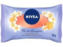 Sabonete em Barra Nivea - Flor de Laranjeira & Óleos Essenciais 85g