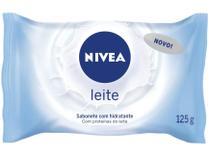 Sabonete em Barra Nivea Leite com Hidratante - 125g