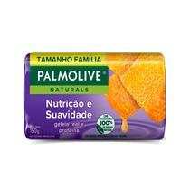 Sabonete em Barra Palmolive Naturals Nutrição & Suavidade 150g -