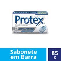Sabonete em Barra Protex Limpeza Porfunda 85g -