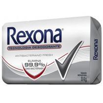 Sabonete em Barra Rexona Antibacteriano Fresh 84g -