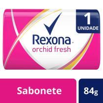 Sabonete em Barra REXONA Orchid Fresh 84g -
