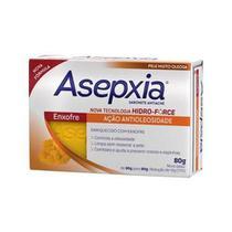 Sabonete Facial Asepxia Enxofre 80g -
