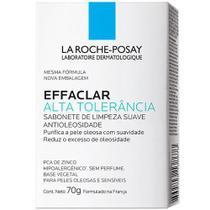 Sabonete Facial La Roche-Posay - Effaclar Alta Tolerância -