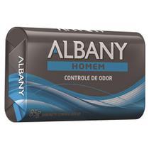 Sabonete Homem Azul 85g 12 Unidades - Albany -