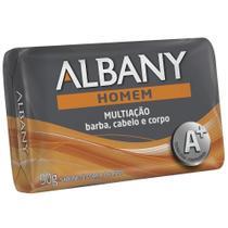 Sabonete Homem Laranja 90g - 12 unidades - Albany -