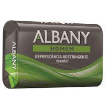 Sabonete Homem Verde 85g 12 Unidades - Albany -