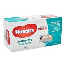 Sabonete Huggies Infantil Criança Turma Da Monica 75g -