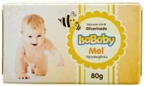 Sabonete Isababy Glicerinado Mel Hipoalergénico 80g -