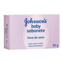 Sabonete Johnson's Infantil Barra Hora do Sono Naturalcalm - Johnson  johnson
