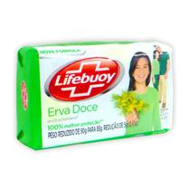 Sabonete lifebuoy erva doce 85gr - Unilever