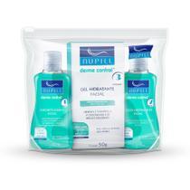 Sabonete Líquido Derme Control 60ml + Gel 50g + Loção 60ml - Nupill