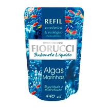 Sabonete Líquido Fiorucci Algas Marinhas Refil 440ml -